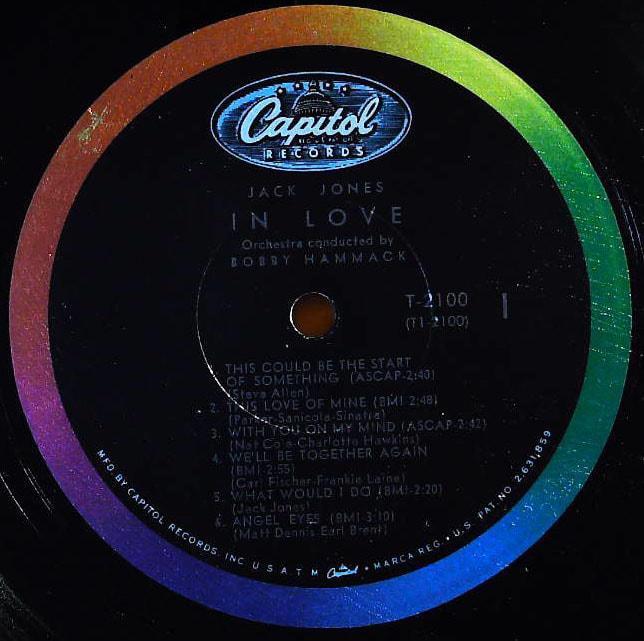 Vinyl Records J - Collectibles of Bwdavis